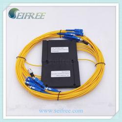 A entrega de alta potência equipamento divisor de Fibra Óptica