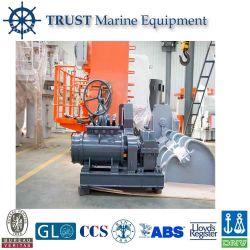 Marine Guindeau électrique hydraulique combinés