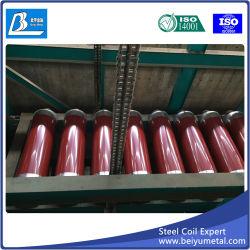Prepainted оцинкованной стали с полимерным покрытием лист в катушек зажигания
