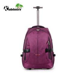 Sacchetto dello zaino del banco dei bagagli dello zaino del carrello del sacchetto di spalla del sacchetto di Backpck
