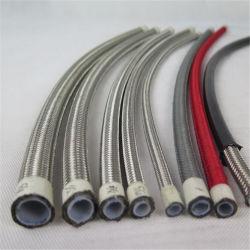 Корпус из нержавеющей стали оплетка покрытия PTFE гидравлический шланг Teflon шланг R14