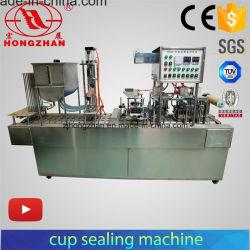 A BG32 para embalar alimentos máquina de enchimento e selagem automática e imprimir a data de produção