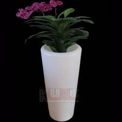 Jardim LED Vasos vasos de plantas Plantadeiras Vasos plásticos