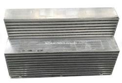 Bouwmachines Aluminium Air Oil Cooler Warmtewisselaar Kern