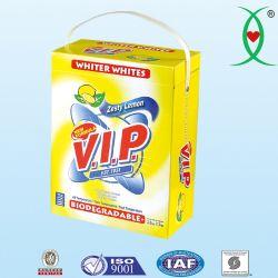 Tela Suave detergente en polvo / polvo de lavado