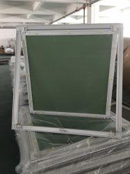Panel de acceso a techo decorativo con empujar el bloqueo AP7710