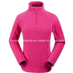 Cheap 1/4 Zip femmes veste polaire polaire