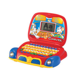 Ordinateur portable de l'apprentissage machine Kid Jouets Jouets (H0622095)