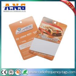 접근 제한을%s 13.56MHz RFID 스마트 카드 안전을 인쇄하는 Cmyk