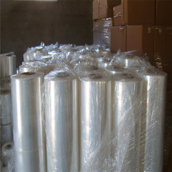 Haute brillance Film laminé PVC PVC Shrink Film décoratif