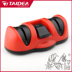 Modo Red Kitchen Two Stages Knife Sharpener con Suction Pad