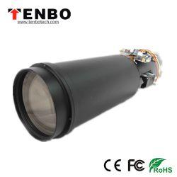 2MP 55X Privacy die van de Nadruk HD de AutoWDR/Blc/Hlc van F10-550mm de Super Leverancier van de Fabrikant van de Camera van het Gezoem van kabeltelevisie IP van de Veiligheid van het Sterrelicht Imx185 CMOS (voor PTZ) maskeren
