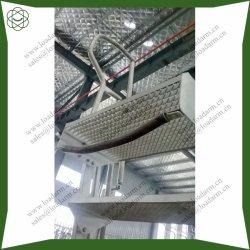حارّ يغلفن 4 [ستبس] ألومنيوم أو فولاذ [بورتبل] يطوي درجات