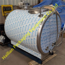 Directo de acero inoxidable tanque de refrigeración de leche para la venta