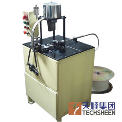 Glasbehälter-Kerze-Ölerfilz-Träger-Ausschnitt, der Maschine herstellt