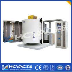 Оборудование для нанесения покрытия вакуума зеркала законченный PVD Hcvac Huicheng металлизированное пластмассой