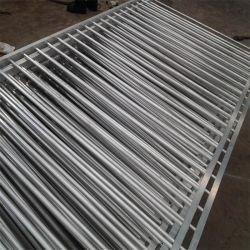 Ecológico de alumínio na arquitetura do painel da Barragem de metal perfurada para jardim