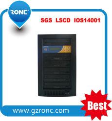 Высокоэффективный Duplicator DVD с 1 по 7 ПК/10ПК/11ПК лотки горелки