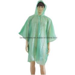 Хорошее качество/ Raingear PEVA / Зеленый / с кожухом