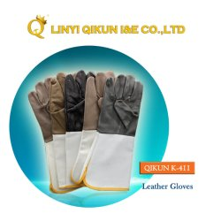 K-411 Vollkuhleder Arbeitssicherheit Arbeitsschutz Industrieschweißen Handschuhe