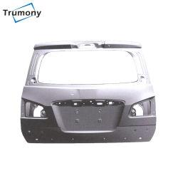 Aangepaste aluminium plaat voor elektrische autodeuren en motorkap