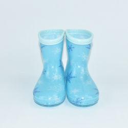 Lluvia de PVC Niños botas botas Wellington.