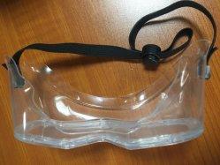 Großhandelsantispritzen schützen dunsthemmende Ultraviolett-Beweis Sicherheits-Augen Schutzbrille-Gläser