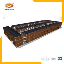Recipiente Móvel prefabricados House para a escola /Aula de fabrico chinês