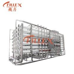 ماكينة معالجة مياه الشرب عالية الجودة 1000-30000lph RO مياه الصرف الصحي مياه النبات نظام فلتر مليّن الملابس السعر معدات معالجة المياه الصناعية