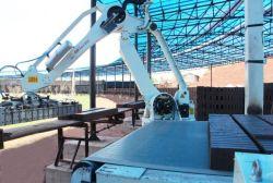 Red Brick Production의 자동 석탄 점화 로터리 터널 Kiln 선