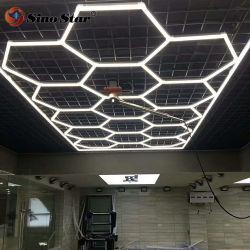 الصين: سعر المصنع المرتفع CRI والخفوت المرتفع للتصدير إلى اليابان 12 واط، مصباح LED سداسي الشكل للجدار