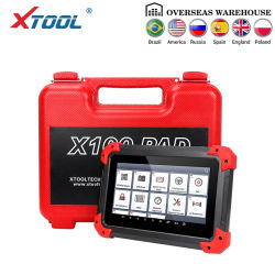 Rilievo chiave automatico automatico professionale del programmatore X100 dello strumento diagnostico del rilievo di Xtool X100 con la funzione speciale per l'aggiornamento in linea libero per vita