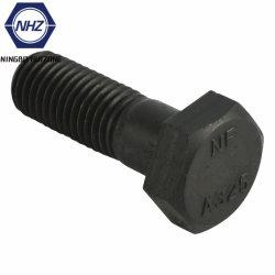 ASTM F3125 Schrauben-Schwarz-Ende des Grad-Typ- 1A325/A490 strukturelles schweres Hex