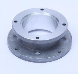 Custom/OEM bridas de los tubos de aluminio de alta calidad