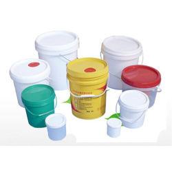 Настраиваемые 5 галлон пластиковые ведра 20L для покрытие краской водой Пэт продовольственной клей выпечка конфеты моторное масло смазочное масло удалите раунда пластиковые ведра с крышками ручки