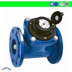Woltmanの水道メーターまたは流れメートルの商業か産業水実用的な計算または市プロジェクトDN50-DN300 Pn16のための肯定的な変位の中国の製造業者