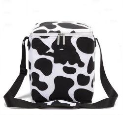 الموزع حقيبة تبريد مخصصة لوجبة غداء الطعام مع العزل بتصميم جديد