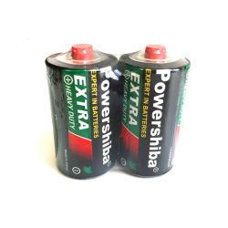 De milieu Droge Batterij van het Zink van de Koolstof van de Batterij van de Batterij van het Kwik 1.5V Sum1 R20