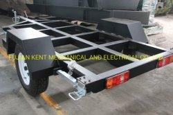 Gruppo elettrogeno diesel/rimorchio Genset/Auto in movimento/Centrale mobile base rimorchio per Vendita