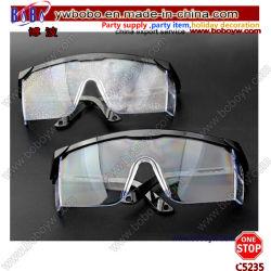 Предметов медицинского назначения оптовой телескопическое зеркало ноги по охране труда очки на велосипеде Anti-Dust очки в белый и синий Anti-Impact очки (C5235)