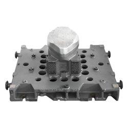 Ofertas mensuales de alquiler de vehículos automotores Auto progresiva de automóviles OEM de fundición de acero inoxidable de lámina metálica Maker diseño de moldes de estampado de precisión de fabricación