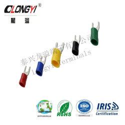 Bornes à cosses isolées 3.5/5.5mm2/Longyi bornes/cosses en cuivre