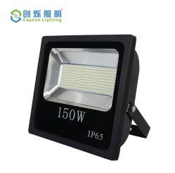 LEDのフラッドライト100W LEDのスポットライトIP65は屋外の照明正方形ランプの庭の洪水ライトを防水する