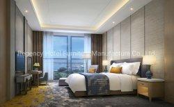 Двойной дерево Hilton спальня мебель High-end Hotel мебель поставщика в Китае