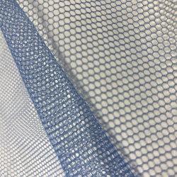 폴리에스터 비스코스 나일론 PU 코팅된 봉지 비우븐 드레스 소재 Linen 극세사 네트 메시 패브릭