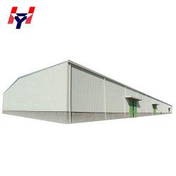 Industrial qualidade comercial dos edifícios de Grande Estrutura de aço da estrutura de metal Imóveis para venda