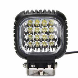 Emark ECE R10 16pcs*3W LED CREE 48 W FOCO LED lámpara de trabajo de las inundaciones