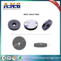 Lecture rapide de l'ABS patrouilles RFID Tag Anti-Metal NFC tag de disque