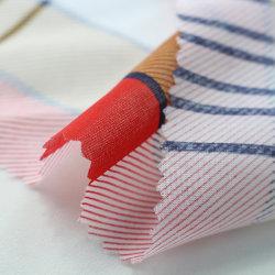 100% puro no tejido de seda teñido o blanqueados adecuado para morir