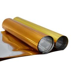 Горячие продажи золота на основе металлических листов ПВХ для образования вакуума в упаковке